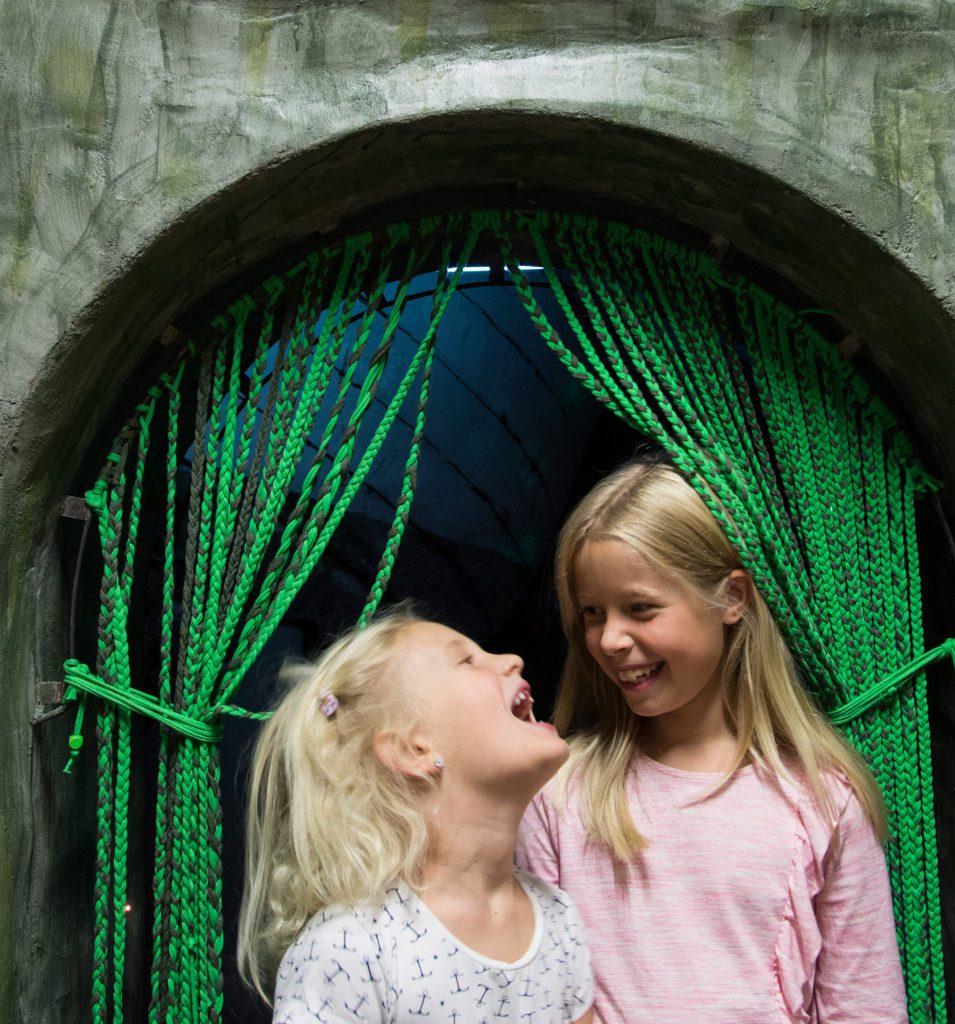 Julia och Linnea