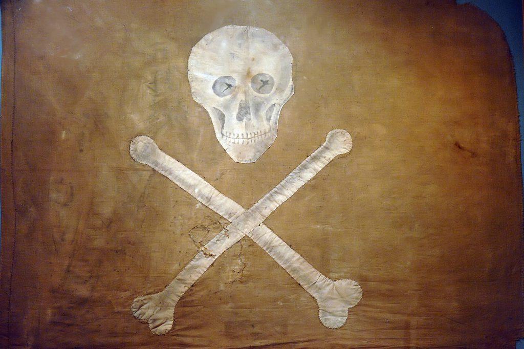 Kuriosa piratflaggan