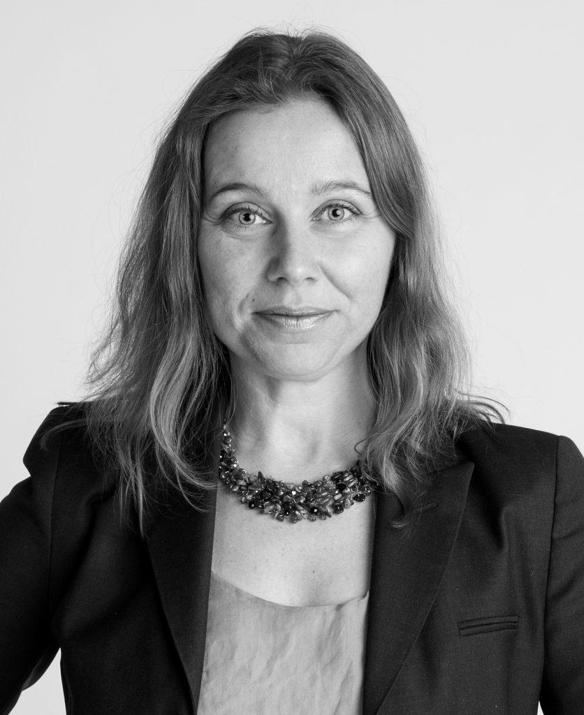 Hanna Hagmark är museichef